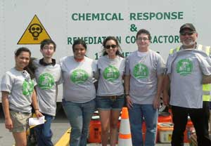 Household Hazardous Waste Collection Event in Brownsville, Texas
