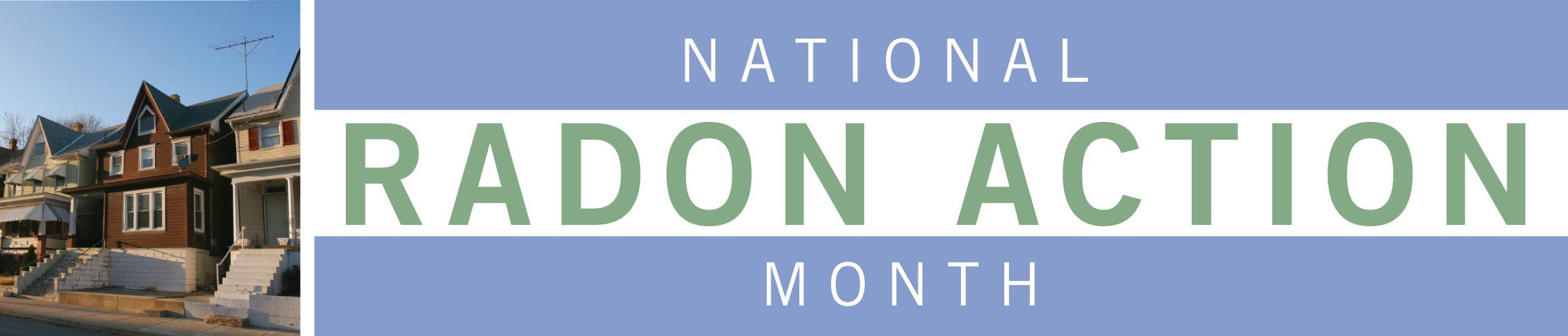 national radon action month event planning kit radon. Black Bedroom Furniture Sets. Home Design Ideas