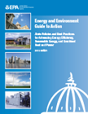 Energy and Environment Guide to Action (cover)