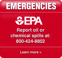 report emergency oil or chemical spills