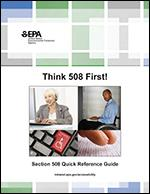 Section 508 Quick Reference Guide