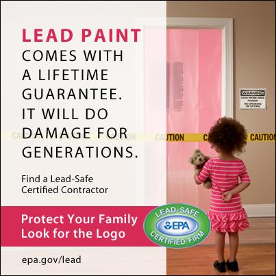 Leadpaint comes with a lifetime guarantee. It will do harm for generations. Look for EPA Lead-Safe Certified label.