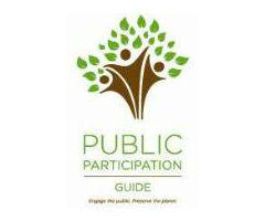 logo for Public Participation Guide