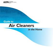 Cover to Guide to Air Cleaners in the Home publication