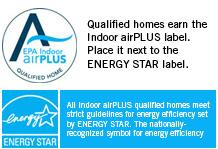 EPA Indoor airPLUS and Energy Star Widgets