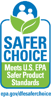 Safer Choice label for business or industrial/institutional purposes