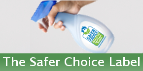 Link to the Safer Choice Label