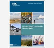 Cover of the Particulate Matter ISA Document