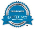 Logo for DHS Safety Act