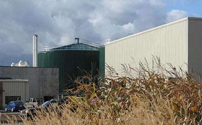 Anaerobic Digester in Fremont