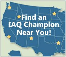 Find an IAC Cahmpion near you!
