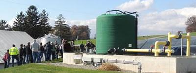 Photo of Biocycle Site Tour
