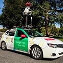 Google car with Aclima sensors.