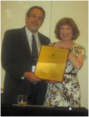 EPA Recognizes Lenny Siegel as the Winner of the 2011 Citizen Excellence in Community Involvement Award