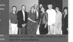 2000 CAG Award Winner, Tri-Valley Communities Against a Radioactive Environment