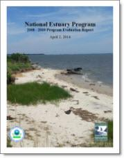 Cover of National Estuary Program 2008-2010 Program Evaluation Report