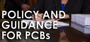 policy and guidance for pcbs