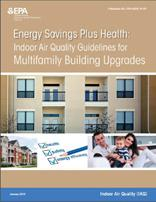 Cover of IAQ Multifamily Guidelines