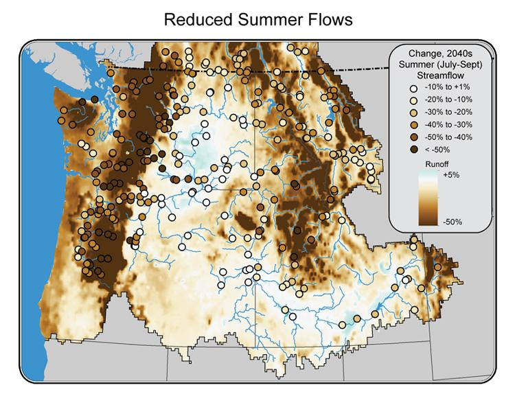 Climate Impacts In The Northwest Climate Change Impacts Us Epa