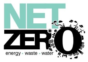 Graphic for Net Zero program
