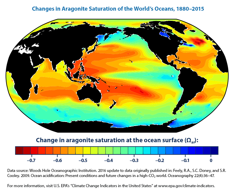 Climate change indicators ocean acidity climate change climate change indicators ocean acidity gumiabroncs Images