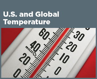 U.S. and Global Temperature