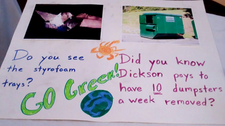 Waste-Awareness poster