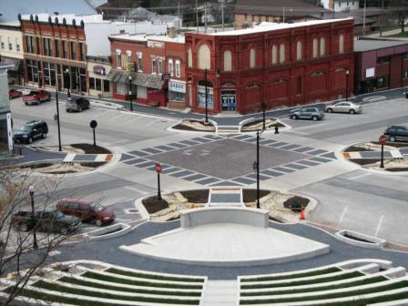 West Union Iowa >> West Union Green Downtown Climate And Energy Resources For
