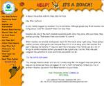 A picture of the Cockroach website home page