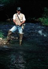 Fishing brings millions of dollars in recreational spending and outdoor enjoyment to healthy watersheds