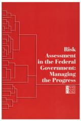 NRC's Risk Assessment in the Federal Government: Managing the Process