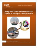 Cover of the 2016 ISA for NOx