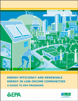 energy efficiency and renewable energy in low income communities cover