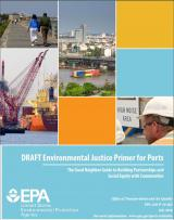 photo of cover for environmental justice primer for ports
