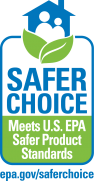 Look for the Safer Choice label!