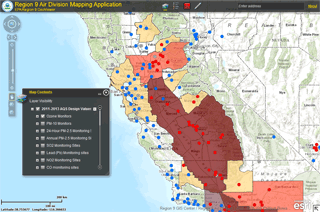 Maps Air Quality Analysis Pacific Southwest Us Epa - Us-air-quality-map