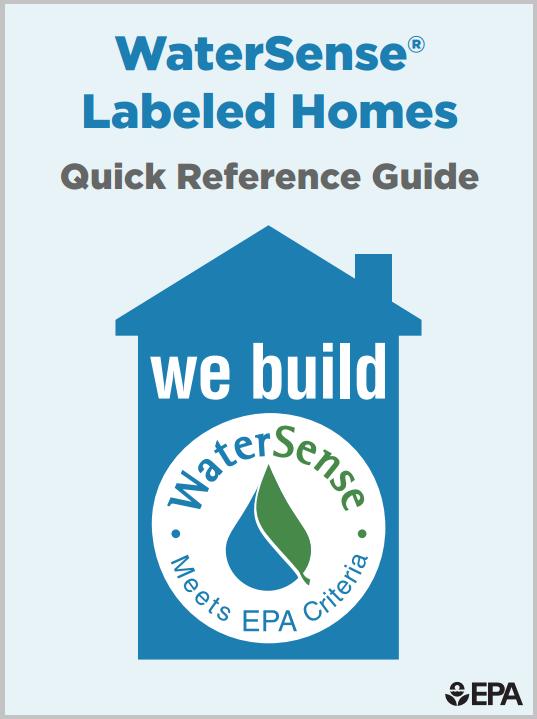 The watersense blueprint summer 2015 watersense us epa for Watersense label